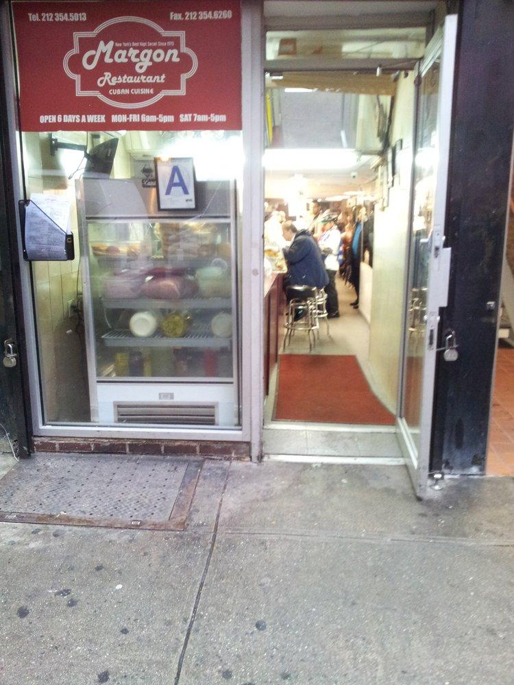 Margon NYC voor een Cuban Sandwich