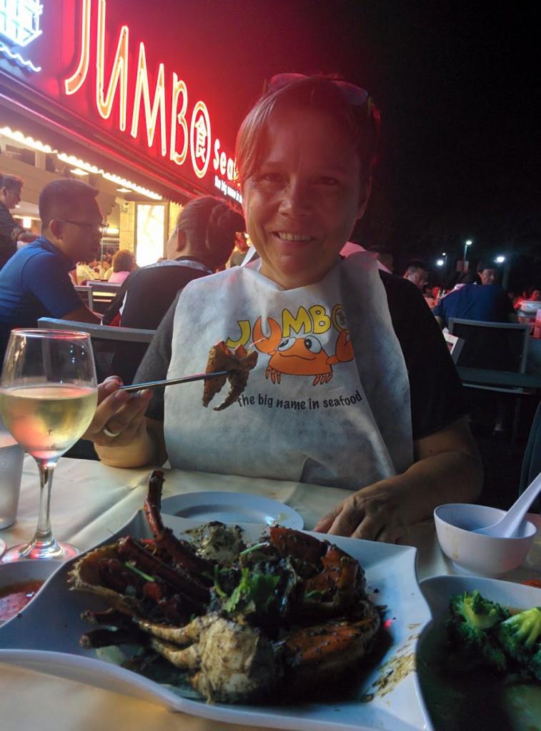 nancy verbrugghe pepper crab singapore