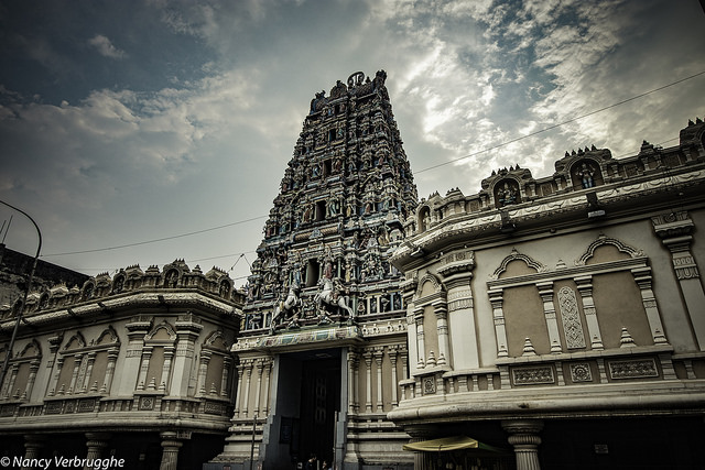 Sri Mahamariamma Temple