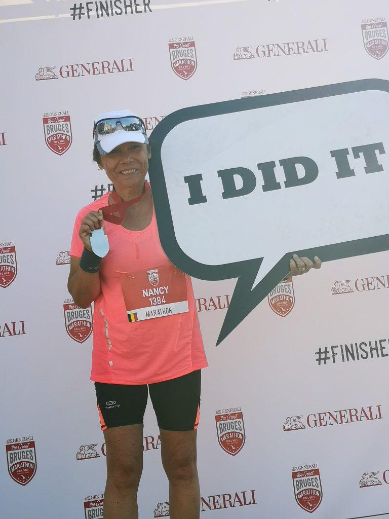 nancy verbrugghe marathon